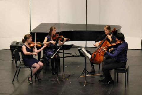 Honors ChamberFest Performance