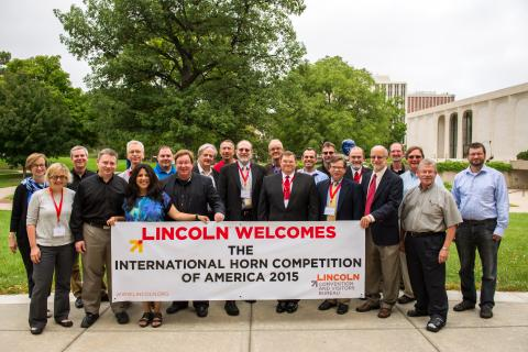 International  Horn Competition of America