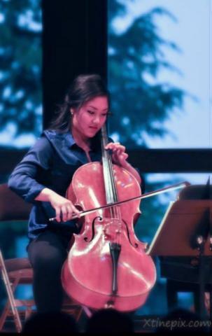 Jennifer Son, Cello