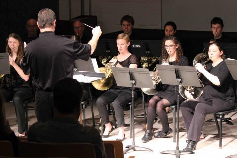 UNL Large Brass Ensembles