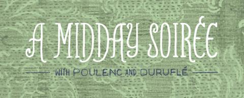 Midday Soireé poster