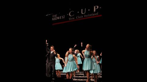 Students perform at Midwest Cup
