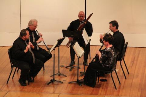 Moran Woodwind Quintet