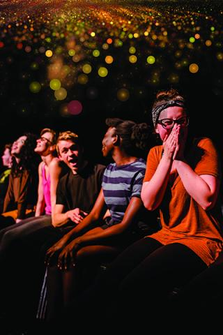 """The Rep's Rising Stars"" celebrates Johnny Carson School of Theatre and Film student work."