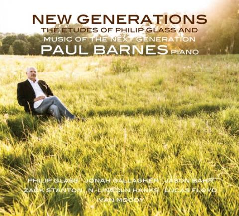 """Paul Barnes' CD titled """"New Generations"""" is released Nov. 20."""