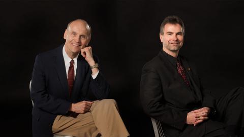 Dr. Glenn Nierman & Dr. Alan Mattingly