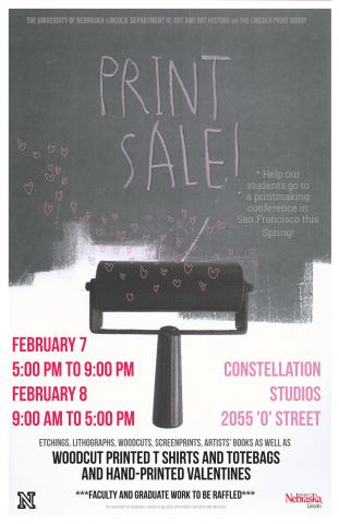 Hours for the sale are Feb. 7 from 5-9 p.m. and Feb. 8 from 9 a.m. to 5 p.m.