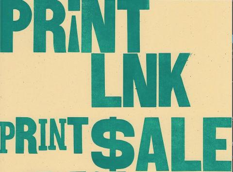 The Lincoln Print Sale is Dec. 1-2 at Constellation Studios in Lincoln.