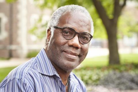 "Ron Himes, the founder and producing director of the St. Louis Black Repertory Theatre, guest directs the Nebraska Repertory Theatre's ""Dutchman."" Courtesy photo."