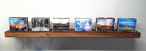 Craig Roper, Six Pack of Landscapes.