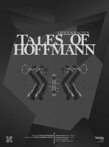 Tales of Hoffman poster