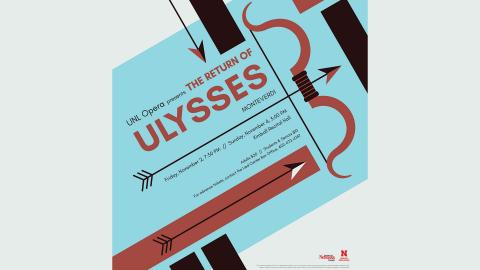 The Return of Ulysses poster
