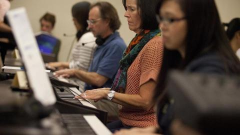 Adults can take the 11-week piano class at UNL starting Sept. 15 and 16.