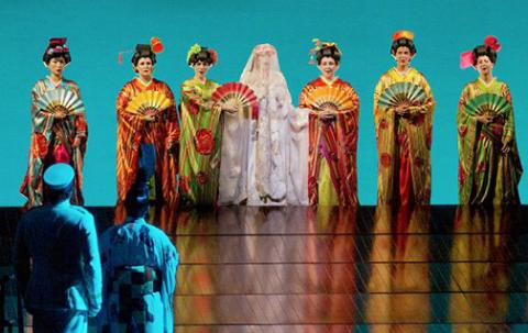 """""""Madama Butterfly"""" is part of the new upcoming Metropolitan Opera HD series."""