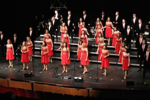 Big Red Singers