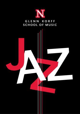 UNL Fall 2015 Jazz Poster