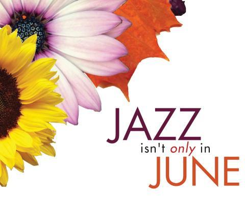Jazz Not in june poster image