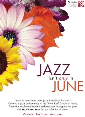 Jazz Not in june full poster image