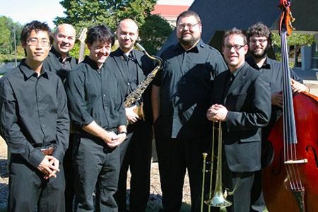 Photo of the UNL Jazz Orchestra