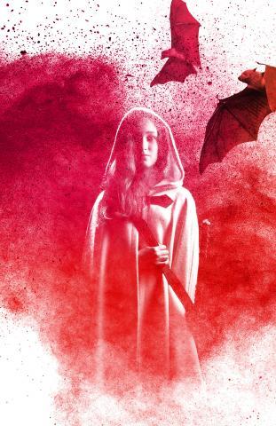 """The Nebraska Repertory Theatre presents """"Dracula: Mina's Quest."""""""