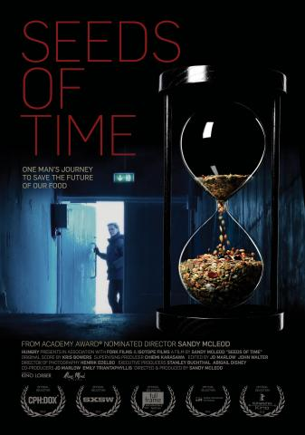 """Seeds of Time"" Director Sandy McLeod will appear at the Ross on June 12."