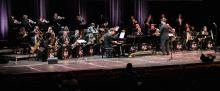 UNL Jazz Orchestra and Big Band Perform on Kimball Stage