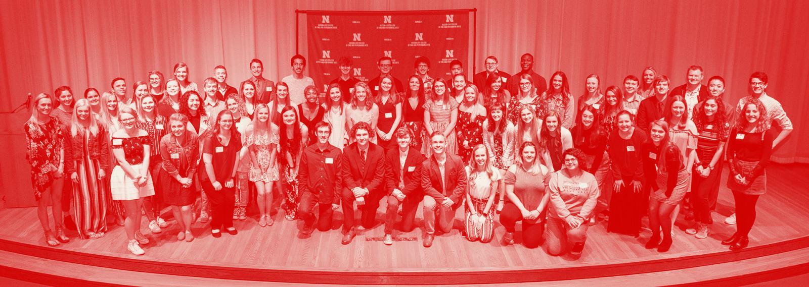 2018 Nebraska Young Artist Awards Winners