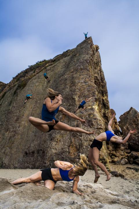 Photo of Jessie Graff