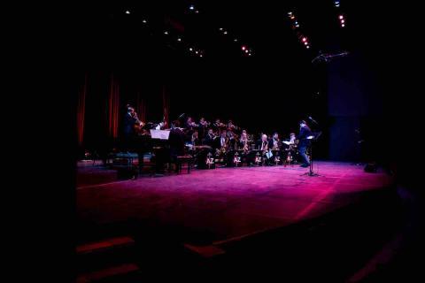 UNL Jazz Orchestra at Kimball Hall
