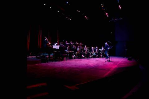 Jazz Orchestra and Big Band