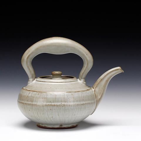Teapot by Steven Rolf.