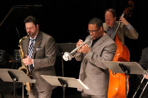 The UNL Faculty Jazz Ensemble will perform on June 16 for Jazz in June.