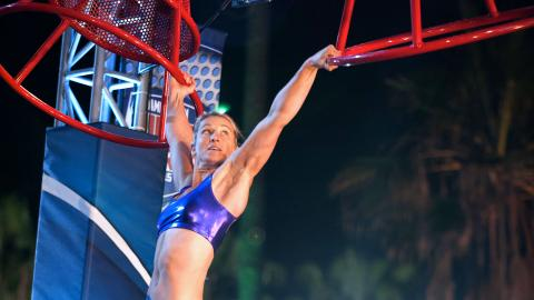 "Jessie Graff competed this summer on NBC's ""American Ninja Warrior."" Photo courtesy of NBC."
