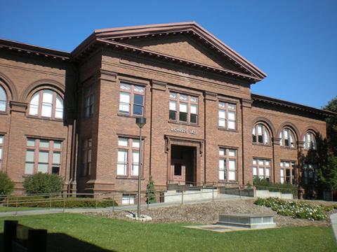 The Department of Art & Art History is now the School of Art, Art History & Design.