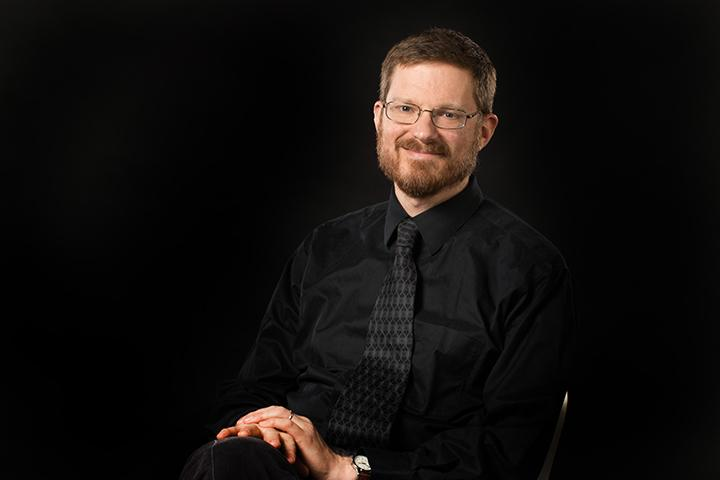 Christopher Marks, Associate Professor of Organ