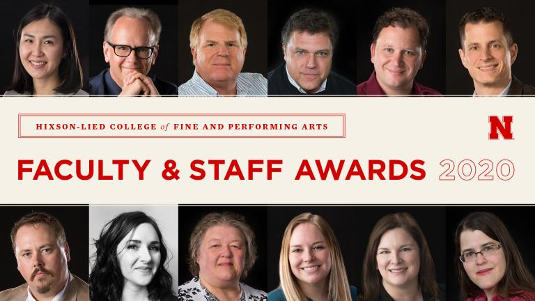 The Hixson-Lied Faculty and Staff Awards recognize outstanding performance and accomplishments in the areas of teaching, research and creative activity, faculty service, outreach and engagement, outstanding lecturer, and staff service to the college.