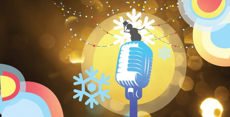 "The Nebraska Repertory Theatre presents ""The Holiday Cabaret"" Dec. 13-16."