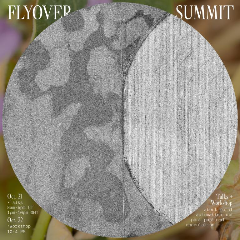 The Johnny Carson Center for Emerging Media Arts will host Flyover Summit Oct. 21-22, which will bring together research about rural-urban systems design and environmental futures.