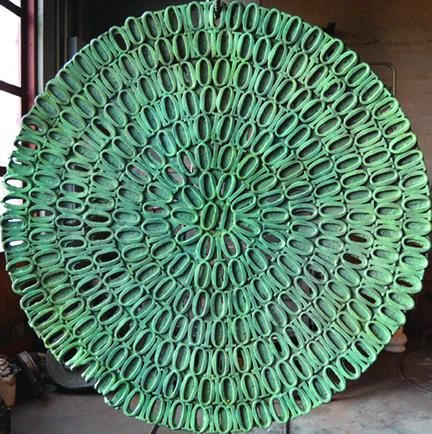 "David Lobdell, ""Binary Mandala."""