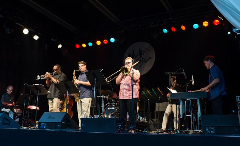 UNL Faculty Jazz Ensemble performs on a recent european tour