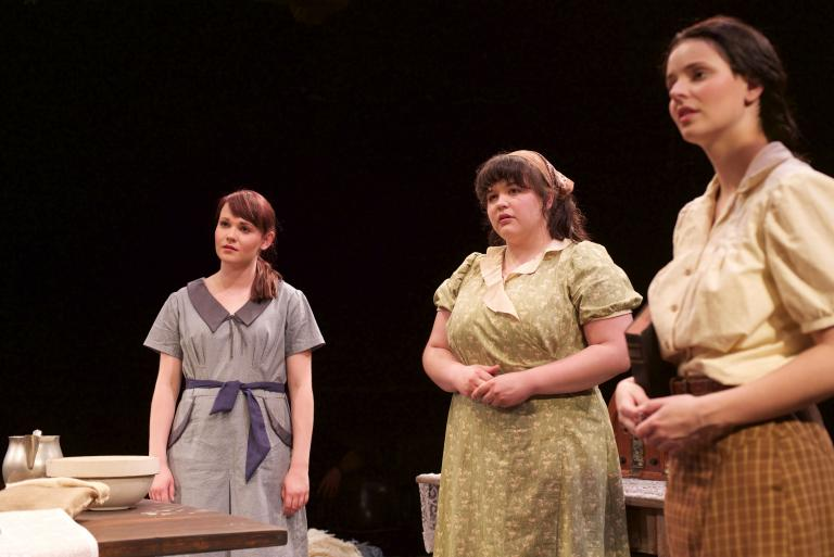 """Dancing at Lughnasa"" opens Oct. 8 in the Studio Theatre."