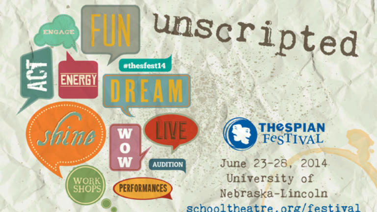 Thespian Festival, June 23-28, 2014