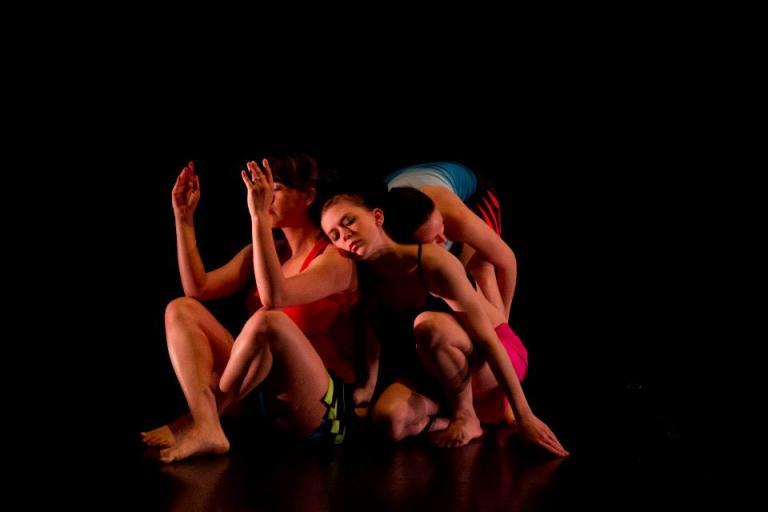 Dance project performance photo