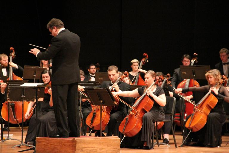 The month of May concludes classes at the University of Nebraska-Lincoln as well as the Spring performance slate at the Glenn Korff School of Music