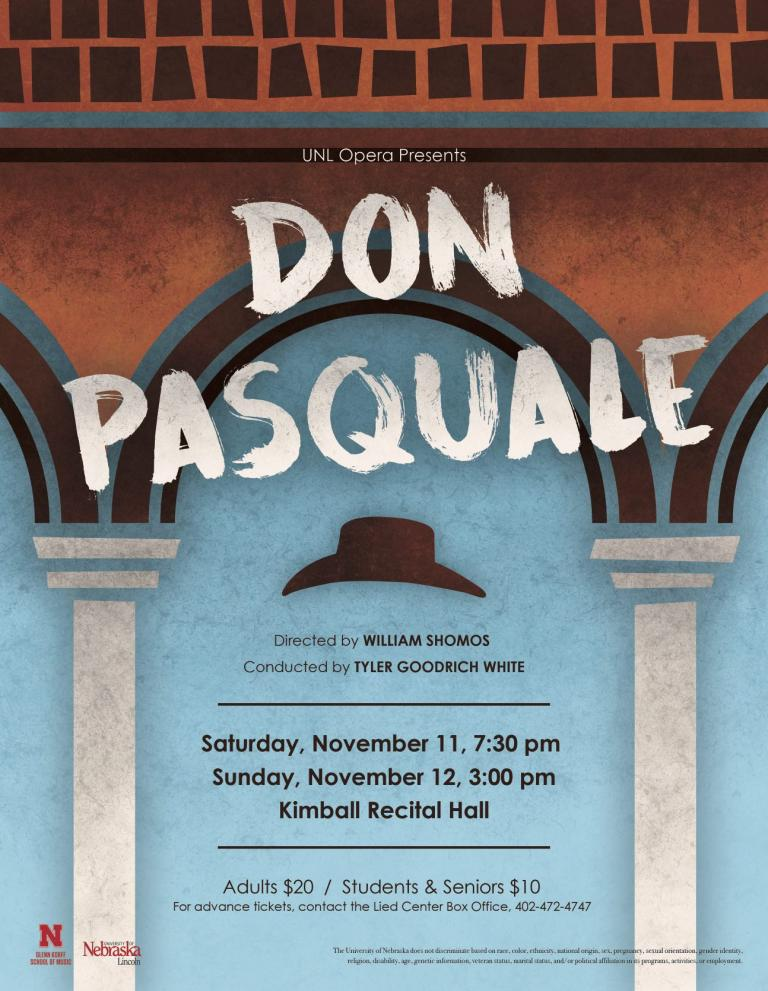 Don Pasquale poster image