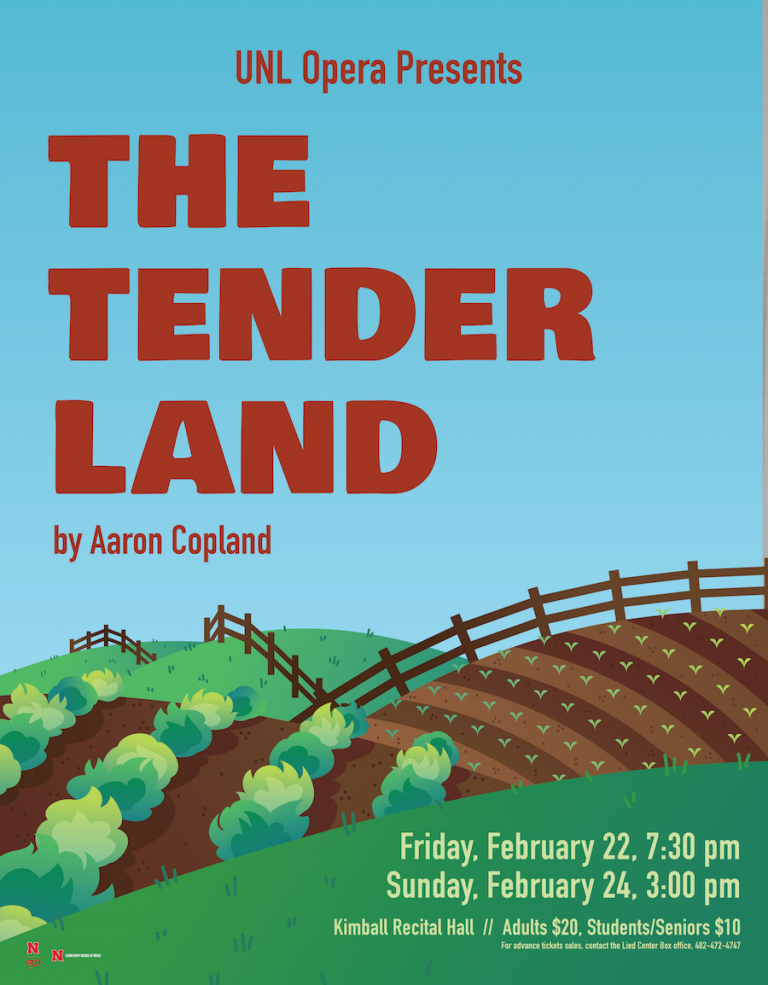 The Tender Land poster