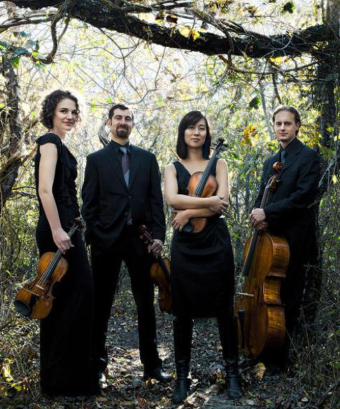 Chiara String Quartet (photo by www.jensenartists.com)