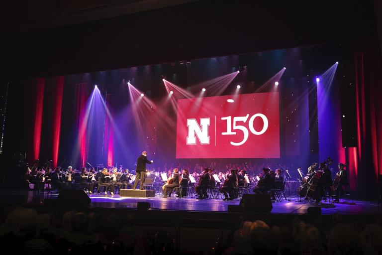 From N150 performance at the Lied Center, pre-covid.