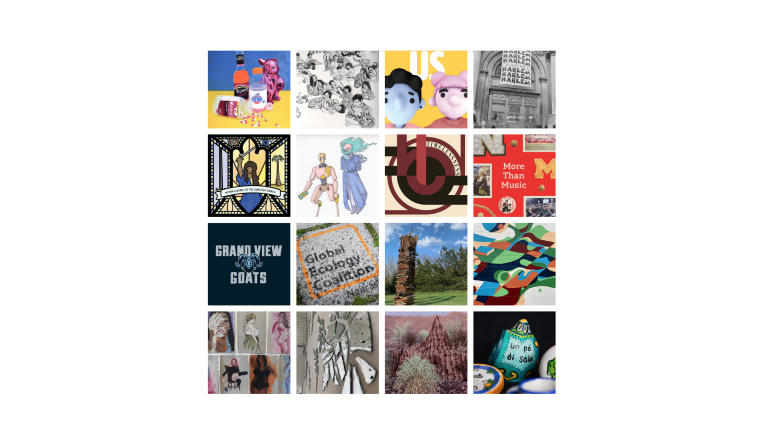 The Spring 2020 Capstone Exhibition is currently on view at http://unlcapstone.com.