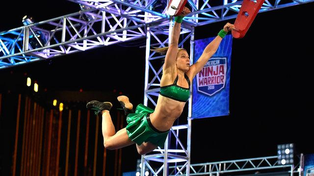 Jessie Graff. Photo courtesy of NBC.